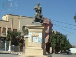 صور من مدينة بسكرة - الجزائر مدينة بسكرة